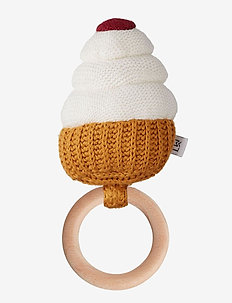 Aria rattle - spielen - cupcake creme de la creme