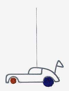 Odin mobile - karuzela - car blue wave