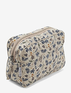 Claudia toiletry bag - CORAL FLORAL/MIX