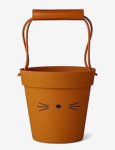 Linda bucket - CAT MUSTARD