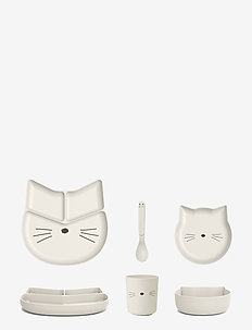 Jules junior bamboo set - CAT CREME DE LA CREME