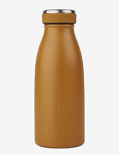 Estella water bottle - meal time - mustard