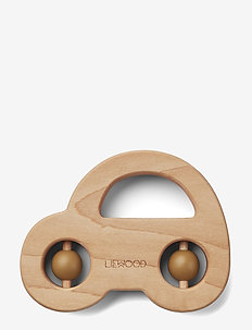 Juno teether - play time - car mustard