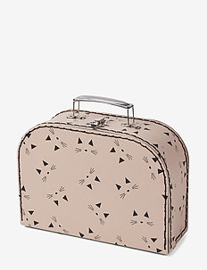 Poppin suitcase - set of 3 - rollespill - cat rose