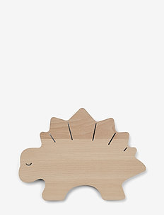 Troy wooden lamp - DINO NATURAL