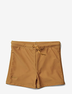 Adam swim pants - MUSTARD