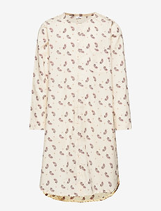 Evy Pyjamas Dress - piżamki - fern/rose