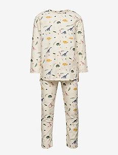 Olly Pyjamas Set - DINO MIX