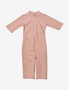 Kyle Swim jumpsuit - CORAL BLUSH