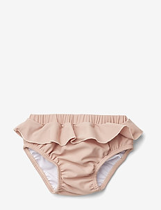 Laura baby girl swim pants - CORAL BLUSH
