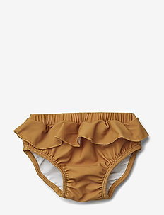 Laura baby girl swim pants - MUSTARD