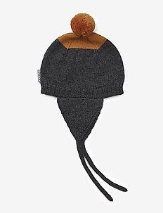 Vera bonnet - DARK GREY MELANGE