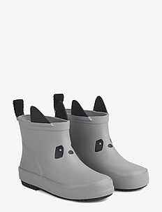 Tobi Rain Boot - PANDA DUMBO GREY