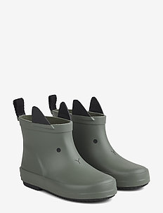 Tobi Rain Boot - RABBIT FAUNE GREEN