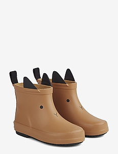 Tobi Rain Boot - RABBIT MUSTARD
