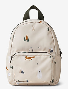 Saxo mini backpack - rucksäcke - arctic mix