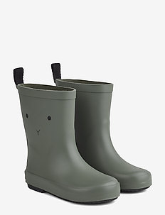 Rio Rain Boot - RABBIT FAUNE GREEN