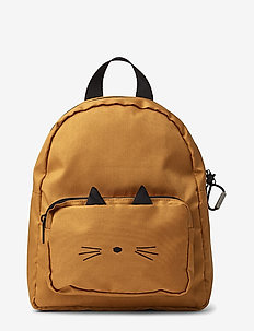 Allan backpack - CAT MUSTARD
