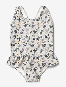 Amara swimsuit - uimapuvut - coral floral/mix