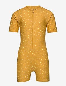 Max Swim jumpsuit - jednoczęściowe - confetti yellow mellow