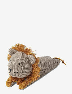 Missy knit teddy - LION STONE BEIGE