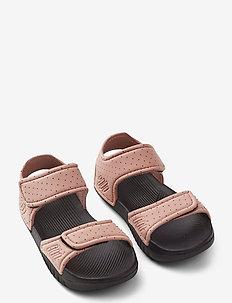 Blumer sandals - sandales - little dot rose