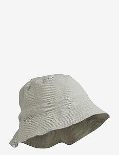 Sander bucket hat - Y/D STRIPE