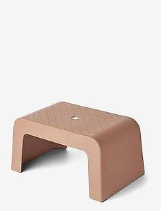 Ulla step stool - meble - terracotta
