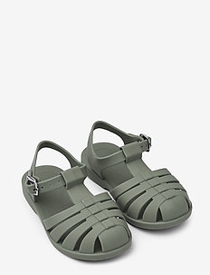 Bre Sandals - FAUNE GREEN