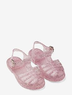 Bre Sandals - sandales - glitter rose