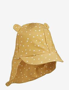 Senia sun hat - CONFETTI YELLOW MELLOW