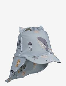 Senia sun hat - kapelusz przeciwsłoneczny - sea creature mix