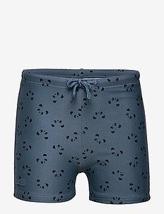 Otto swim pants - shortsit - panda blue wave