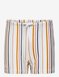 Otto swim pants - spodenki - stripe
