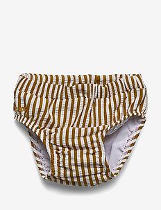 Frej baby boy swim pants seersucker - stroje kąpielowe - y/d stripe