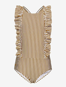 Moa swimsuit seersucker - swimsuits - y/d stripe