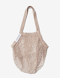 Mesi mesh tote bag - petits sacs - rose