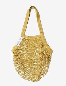 Mesi mesh tote bag - petits sacs - yellow mellow