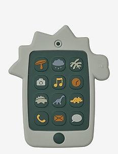 Thomas mobile phone - zabawki dla dzieci - dino dove blue