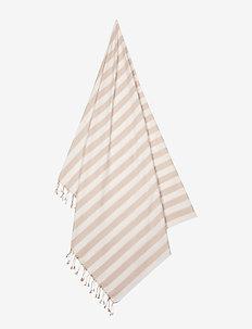 Mona beach towel - ręczniki i szmatki - y/d stripe