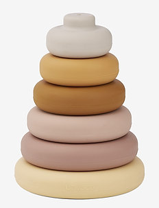 Dag stacking tower - play time - rose multi mix