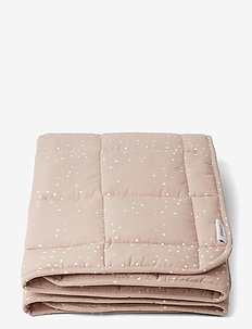 Ebbe quilted blanket - blankets & quilts - confetti rose