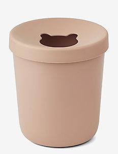 Evelina trash bin - przechowywanie - coral blush