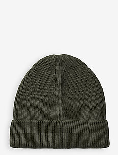 Ezra beanie - kapelusze - hunter green