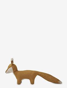 Felix fox - kosedyr - fox mustard