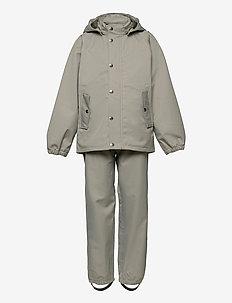 Parker rainwear - sets & suits - dove blue