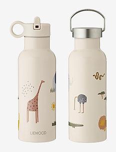 Neo water bottle - flasker og termoser - safari sandy mix