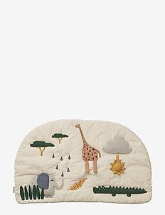 Sofie activity playmat - produkty dla niemowlaków - safari sandy mix