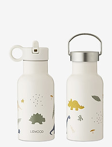 Anker water bottle - butelki i termosy - dino mix