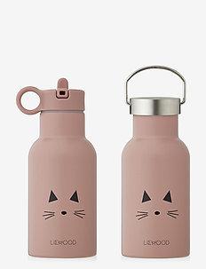Anker water bottle - flasker og termoser - cat rose